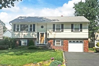 Scotch Plains Twp. Single Family Home For Sale: 2265 Sunrise Ct