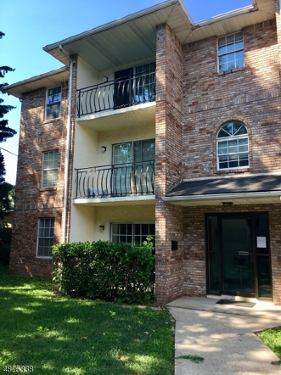 Newark City Condo/Townhouse For Sale: 786-802 Summer Ave 3b Unit