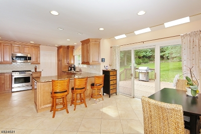 Berkeley Heights Single Family Home For Sale: 225 Killarney Dr