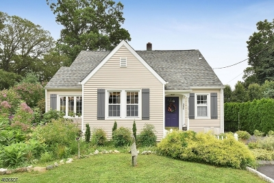 Wyckoff Twp. Single Family Home For Sale: 394 Cornell St