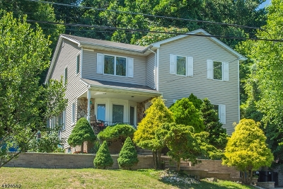 Hawthorne Boro Single Family Home For Sale: 100 Watchung Dr