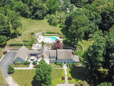 Bernardsville Boro Single Family Home For Sale: 55 Post Ln