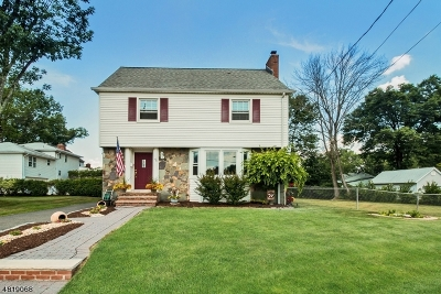 Madison Boro Single Family Home For Sale: 44 Brooklake Rd