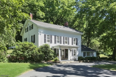 Chester Single Family Home For Sale: 92 Pleasant Hill Rd