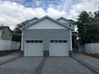 Union Twp. Condo/Townhouse For Sale: 12 Cross St #12B