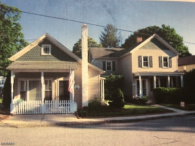 Clinton Town, Clinton Twp. Single Family Home For Sale: 15 Main St