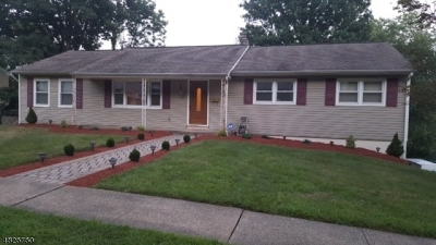 Haledon Boro Single Family Home For Sale: 149 Avenue C