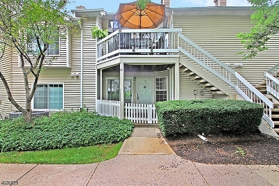 Bedminster Twp. Condo/Townhouse For Sale: 61 Sage Ct