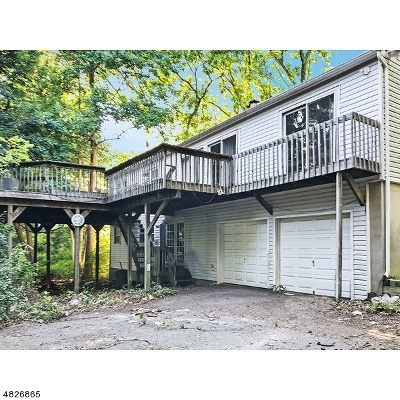 Long Hill Twp Single Family Home For Sale: 1433 Long Hill Rd