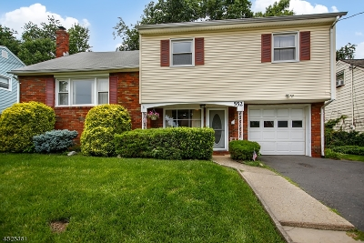 Union Twp. Single Family Home For Sale: 552 Winchester Ave