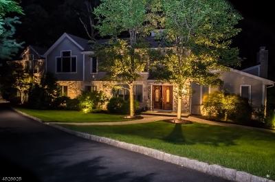 Franklin Lakes Boro Single Family Home For Sale: 720 Sandia Pl