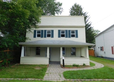 Single Family Home Sold: 93 Garrison Ave