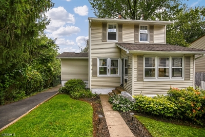 West Caldwell Twp. Single Family Home For Sale: 144 Fairfield Ave