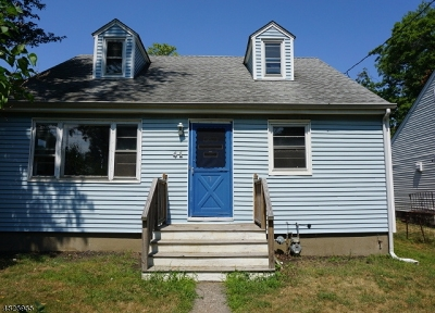 Single Family Home Sold: 41 Denville Ave