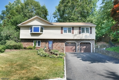West Caldwell Twp. Single Family Home For Sale: 10 Westover Ter