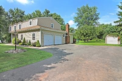 Readington Twp. Single Family Home For Sale: 9 Centerville Rd