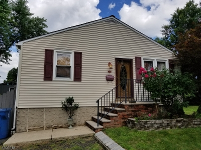 Piscataway Twp. Single Family Home For Sale: 1035 Kerwin St