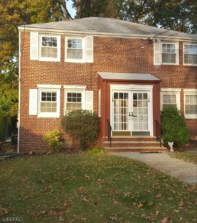 Cranford Twp. Rental For Rent: 128 Gallows Hill Rd