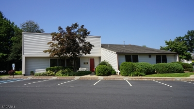 Commercial Lease For Lease: 5 Cold Hill Rd #14&15
