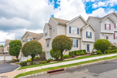 Mount Olive Twp. Condo/Townhouse For Sale: 50 Brock Ln