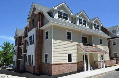Morristown Town Rental For Rent: 1 Leona Dr #5