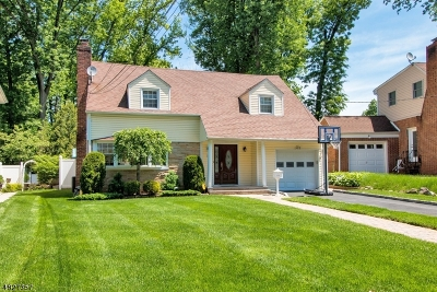 Union Twp. Single Family Home For Sale: 295 Whitewood Rd