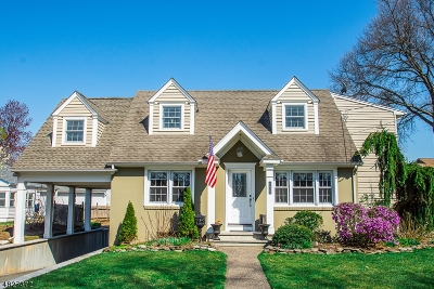 Glen Rock Boro Single Family Home For Sale: 275 Main St