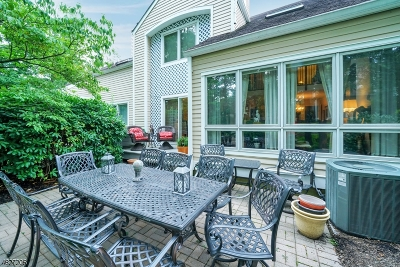 Morris Twp. Condo/Townhouse For Sale: 4 Sherwood Dr