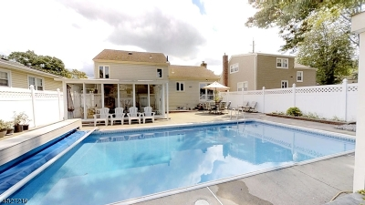 Union Twp. Single Family Home For Sale: 756 Madison Ave