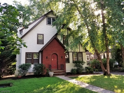 Millburn Twp. Single Family Home For Sale: 8 Mountainview Rd