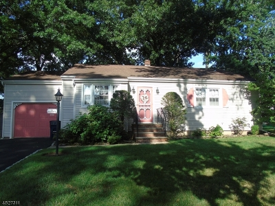 Piscataway Twp. Single Family Home For Sale: 241 Central Ave