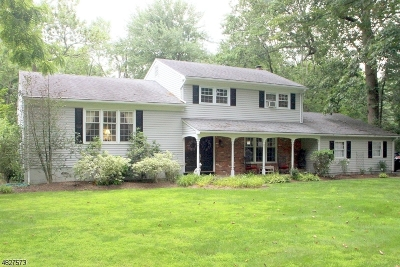 Wyckoff Twp. Single Family Home For Sale: 159 Nancy Ln