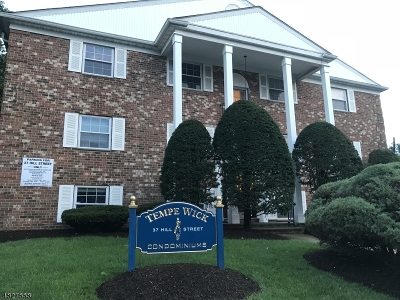 Morristown Town Rental For Rent: 37 Hill St B10 #B10