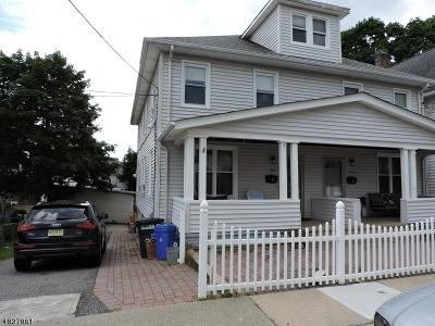 Morristown Town Rental For Rent: 12 Bellevue Ter