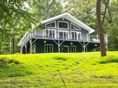 Lebanon Twp. Single Family Home For Sale: 48 Hollow Rd