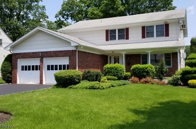 Clark Twp. Single Family Home For Sale: 61 Doris Way