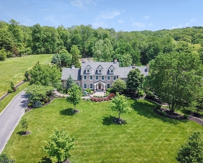Delaware Twp. Single Family Home For Sale: 54 Pine Hill Rd
