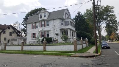 Kearny Town Multi Family Home For Sale: 82 Stuyvesant Ave