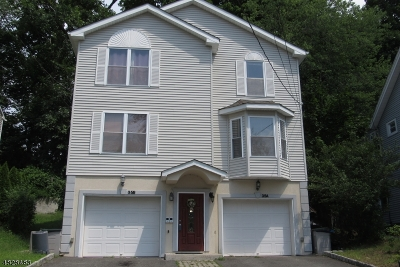 Morristown Town Rental For Rent: 35 Willow St #A