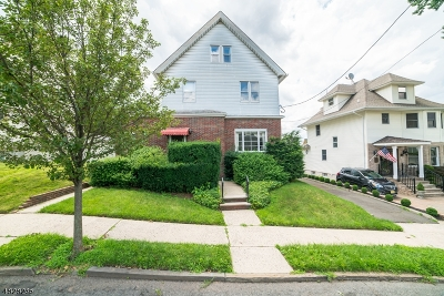 Kearny Town Multi Family Home For Sale: 66-68 Stewart Ave