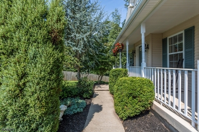 Milford Boro Single Family Home For Sale: 16 Crossfield Ct