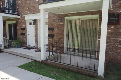 Morristown Town Rental For Rent: 320 South St-Unit 6k #6K