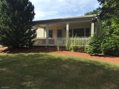 Randolph Twp. Rental For Rent: 288 Route 10 West