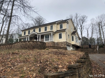 Berkeley Heights Single Family Home For Sale: 305 Emerson Ln