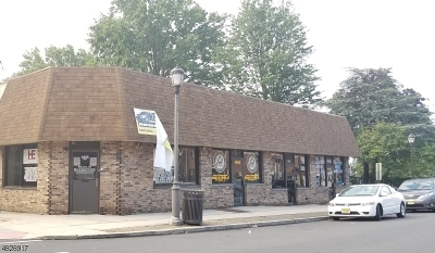 Hillside Twp. Commercial For Sale: 1455 Liberty Ave