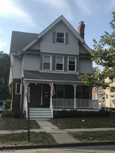 Morristown Town Rental For Rent: 7 Wetmore Ave #2