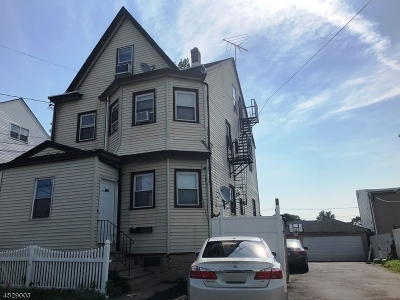 Paterson City Multi Family Home For Sale: 365-367 Madison Ave