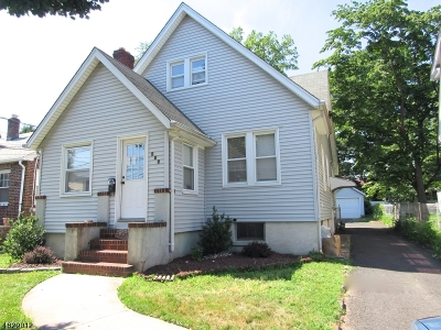 Union Twp. Single Family Home For Sale: 282 Beechwood Ave