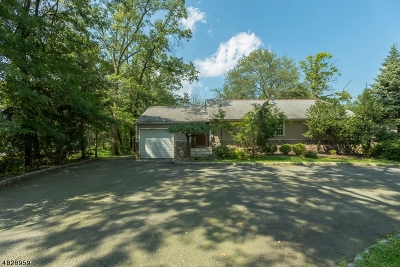 Hanover Twp. Single Family Home For Sale: 189 Parsippany Rd