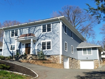 Summit Single Family Home For Sale: 114 Baltusrol Rd